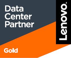 Gold Partner Status Certificate Lenovo v20